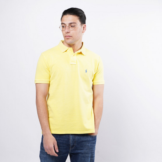 Polo Ralph Lauren Classic Fit Mesh Men's Polo T-shirt