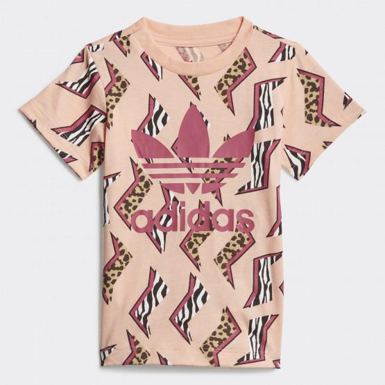 adidas Originals Allover Print Παιδικό T-Shirt