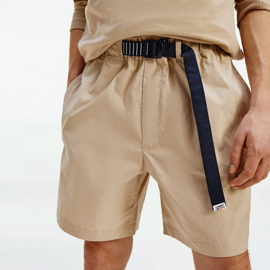 Tommy Jeans Men's Belted Beach Short