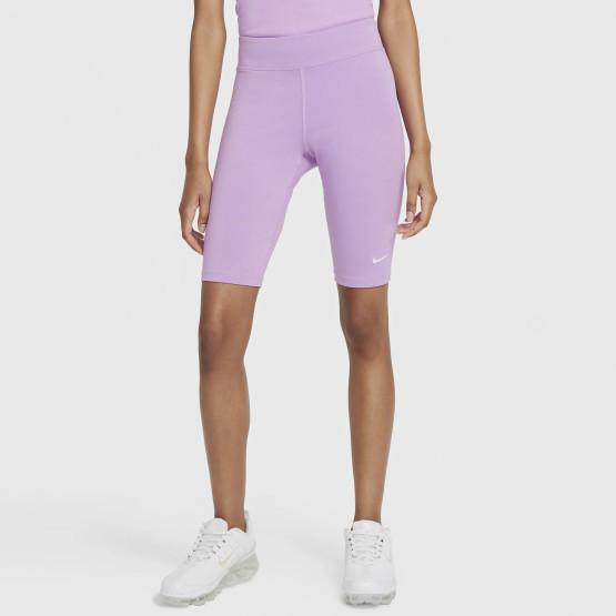 Nike Sportswear Essential Γυναικείο Ποδηλατικό Κολάν