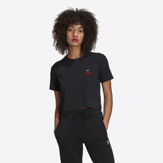 adidas Originals HER Studio London Crop Γυναικείο T-shirt
