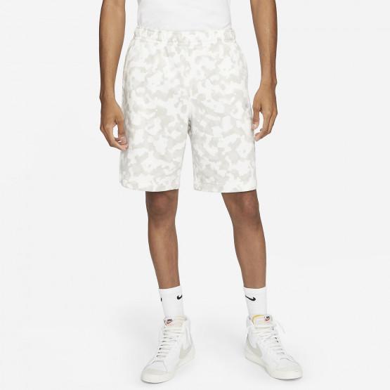 Nike NSW Club Camo Ανδρικό Σορτς
