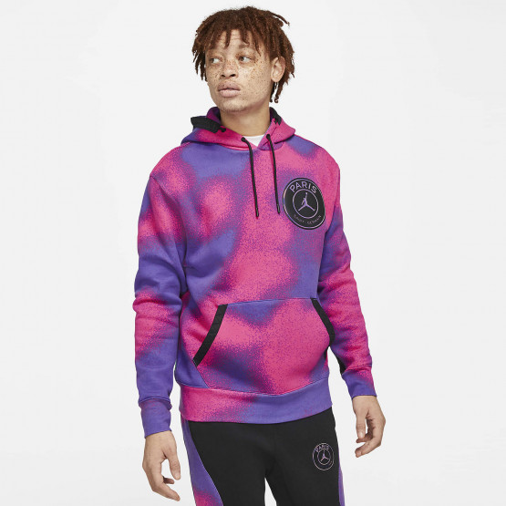 Jordan Paris Saint-Germain Fleece Men's Basketball Hoodie