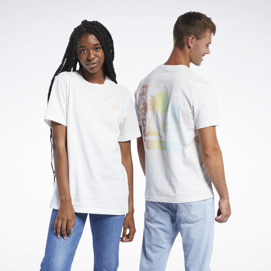 Reebok Classics Backgraphic Unisex T-shirt