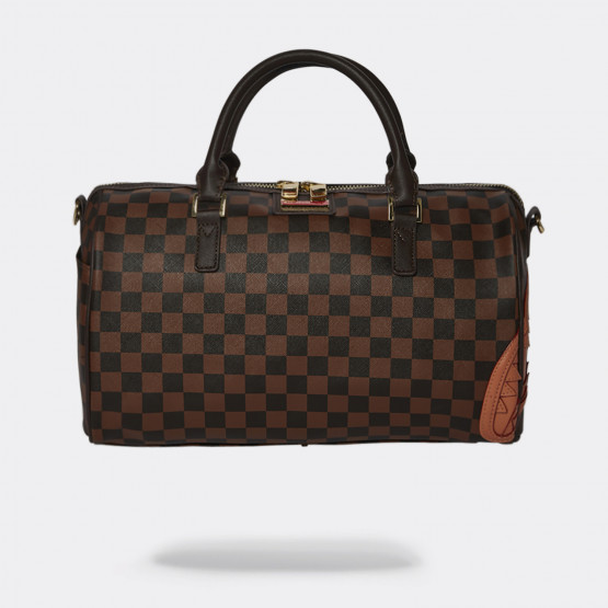 Sprayground Brown Henny Mini Duffle