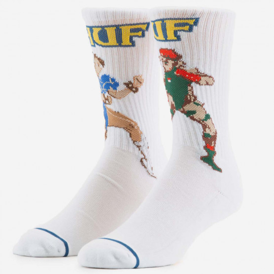 HUF x Chun-Li & Cammy Unisex Κάλτσες