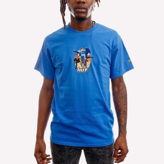 HUF x Street Fighter Chun-Li Men's Tee