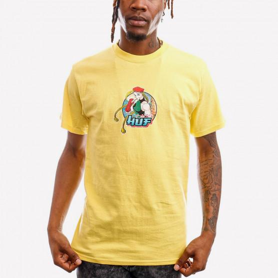 HUF x Street Fighter Cammy Ανδρική Μπλούζα