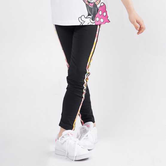 adidas Originals Her Studio London Floral High-Waisted Παιδικό Κολάν