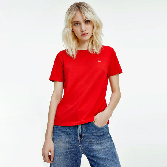 Tommy Jeans Soft Jersey Women's T-Shirt