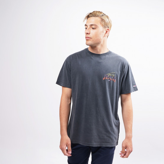 Tommy Jeans Tjm Diamond Back Logo Tee