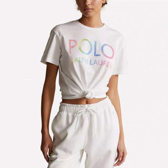 Polo Ralph Lauren Polo Big Fit Ombre Γυναικείο T-shirt