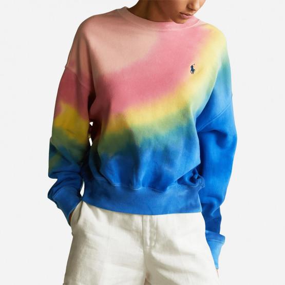 Polo Ralph Lauren Tie-Dye Terry Γυναικείο Φούτερ