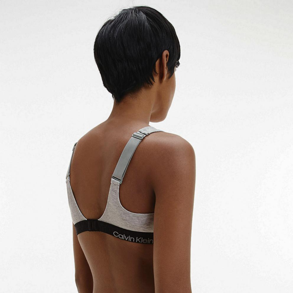 Calvin Klein Women's Triangle Bra