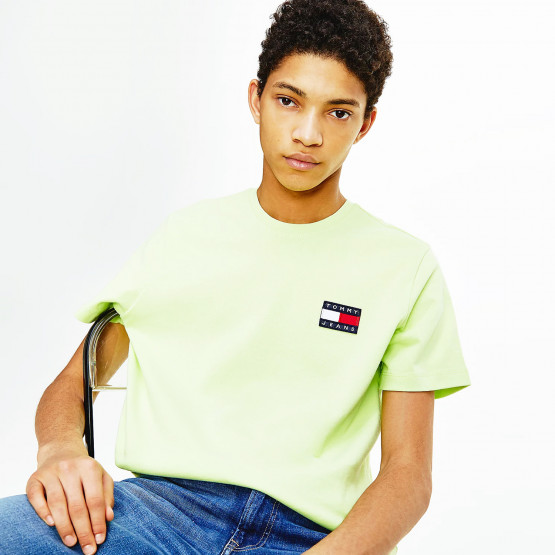 Tommy Jeans Organic Cotton Ανδρικό T-shirt