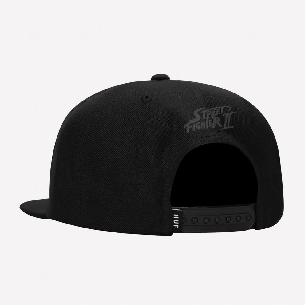 Huf Chun-Li Snapback Men's Hat