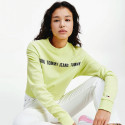 Tommy Jeans Regular Cropped Women's Sweater