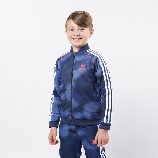 adidas Originals Allover Print Camo SST Track Suit Παιδικό Σετ Φόρμας