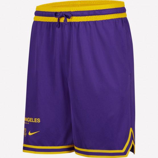 Nike NBA Los Angeles Lakers Courtside Men's Basketball Shorts