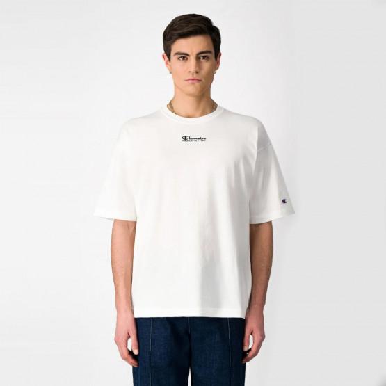 Champion Reverse Weave Crewneck Ανδρικό T-Shirt