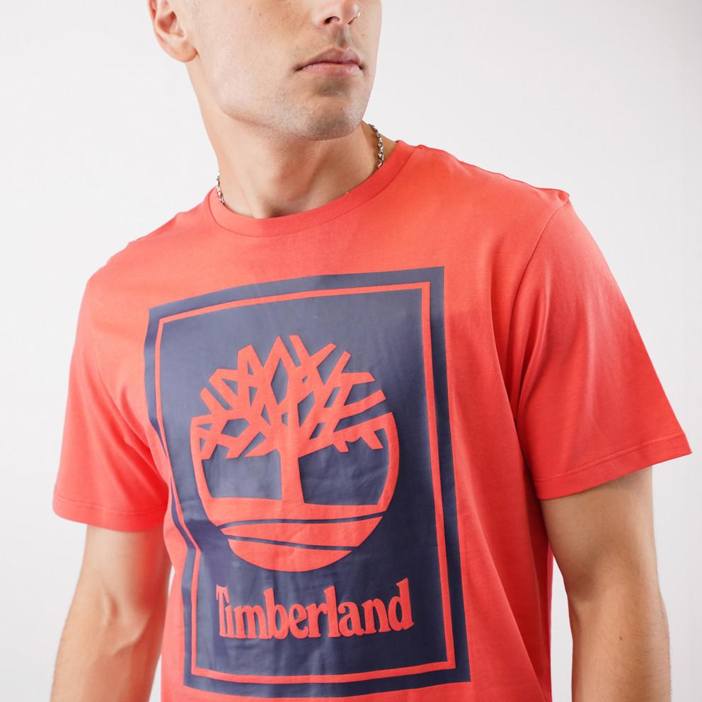 Timberland YC Stack Logo Men's T-Shirt