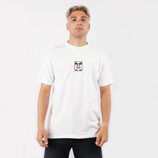 Obey Double Vision Classic Ανδρικό T-Shirt