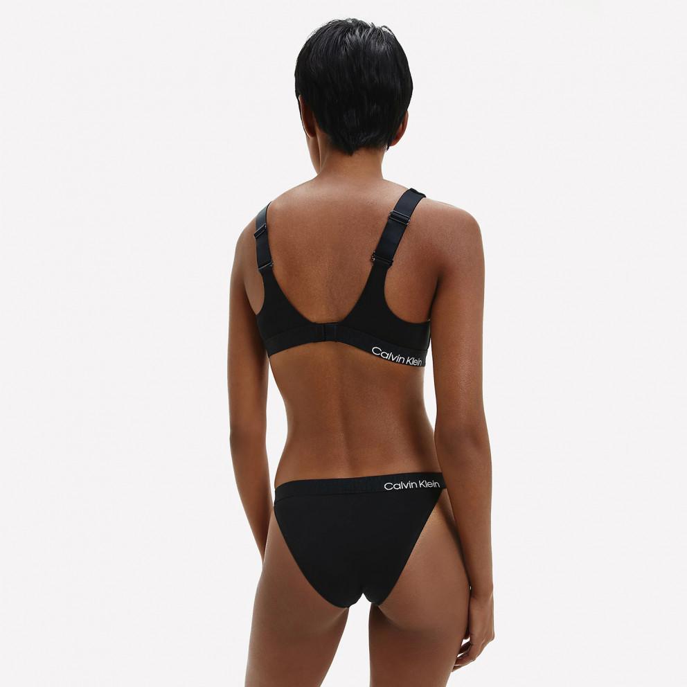 Calvin Klein High Leg Tanga Women's Underwear