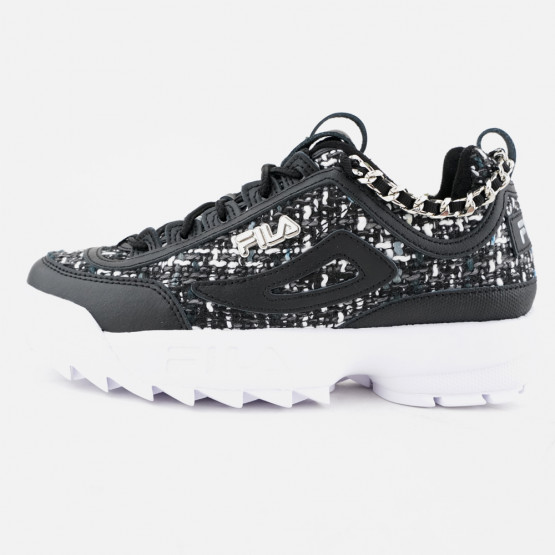 Fila Heritage Disruptor II Tweed Lux Γυναικεία Παπούτσια