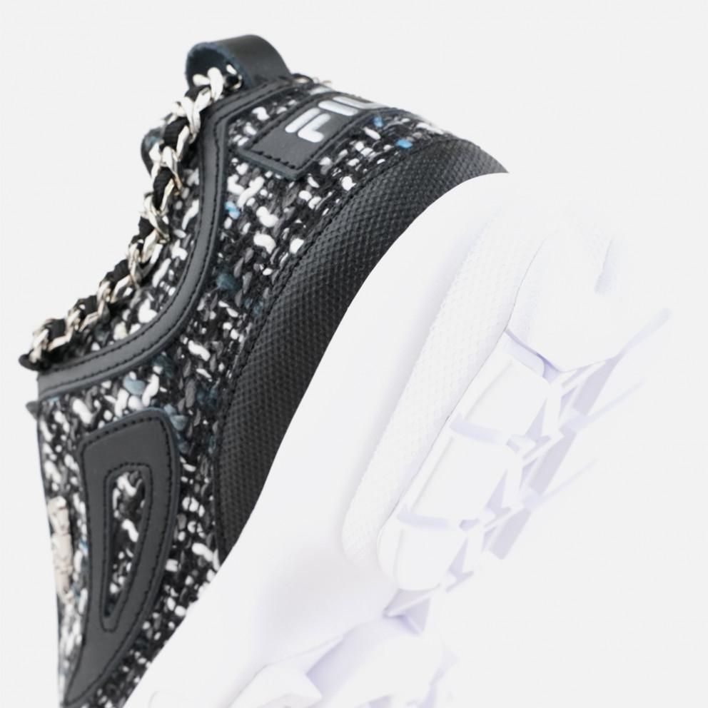 Fila Heritage Disruptor II Tweed Lux Women's Shoes