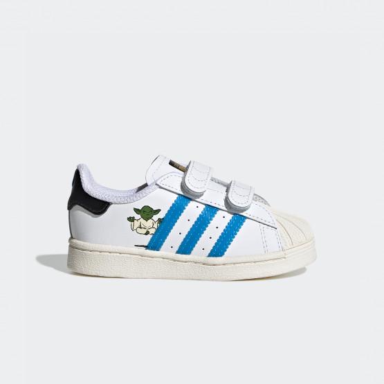 adidas Originals Superstar Wars Παιδικά Παπούτσια