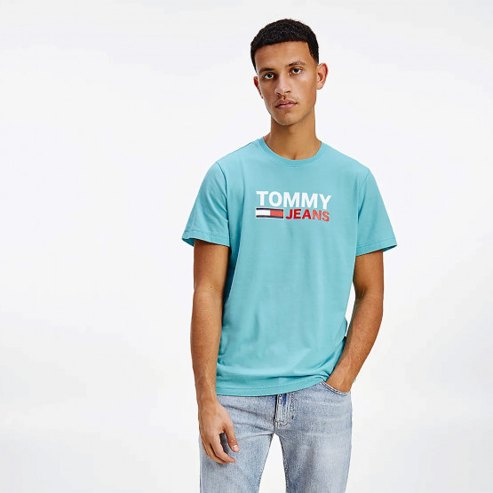 Tommy Jeans Logo Men's T-Shirt