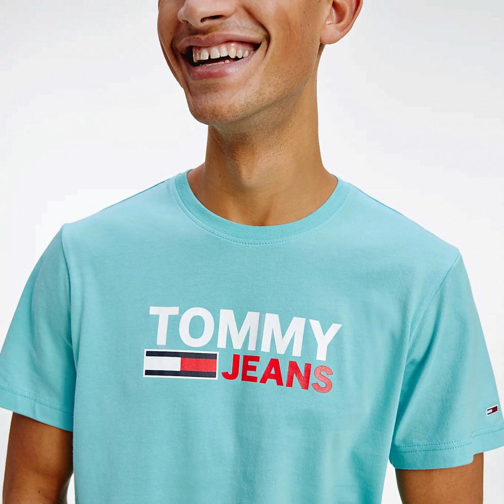 Tommy Jeans Logo Men's T-Shirt