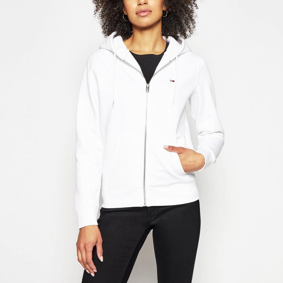 Tommy Jeans Regular Hoodie Zip Through Women's Jacket