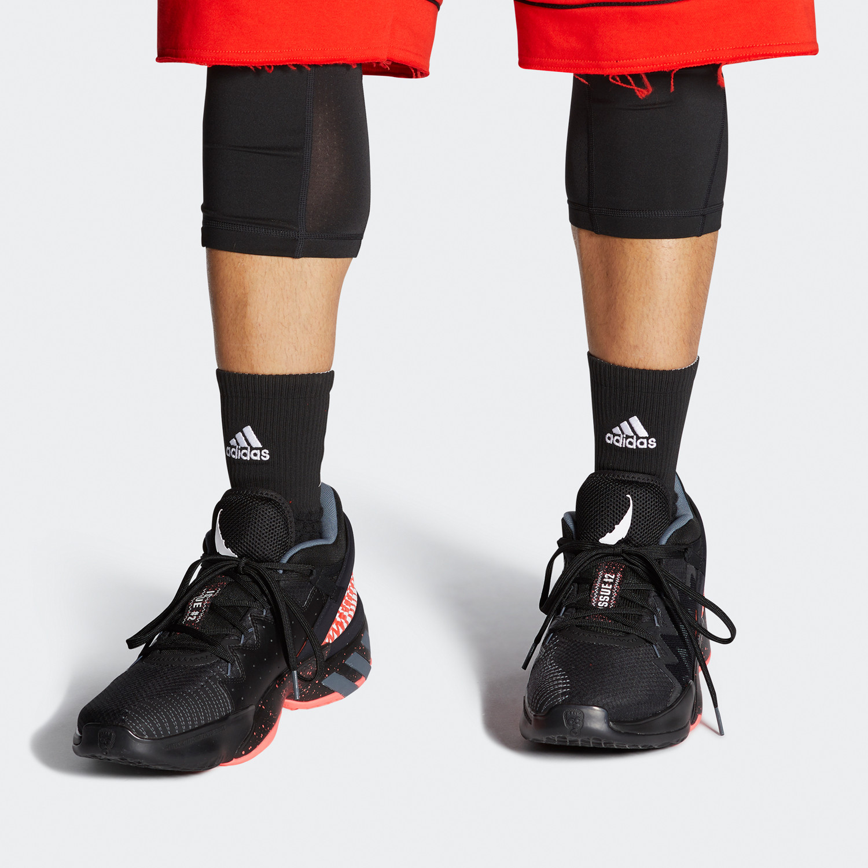 adidas Performance D.O.N. Issue 2 Venom Ανδρικά Παπούτσια Για Μπάσκετ (9000059132_47489)