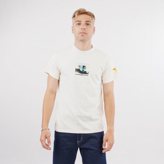 HUF x The Smashing Pumpkins Today Ανδρικό T-Shirt