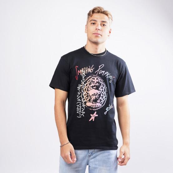 HUF X The Smashing Pumpkins Gish Ανδρικό T-shirt