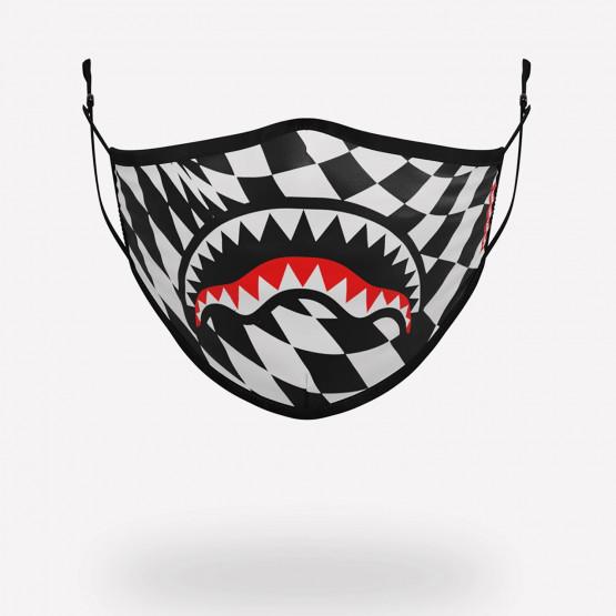 Sprayground Trippy Shark Face Mask