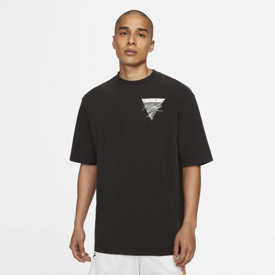 Jordan Flight Essentials Washed Graphic Ανδρικό T-shirt