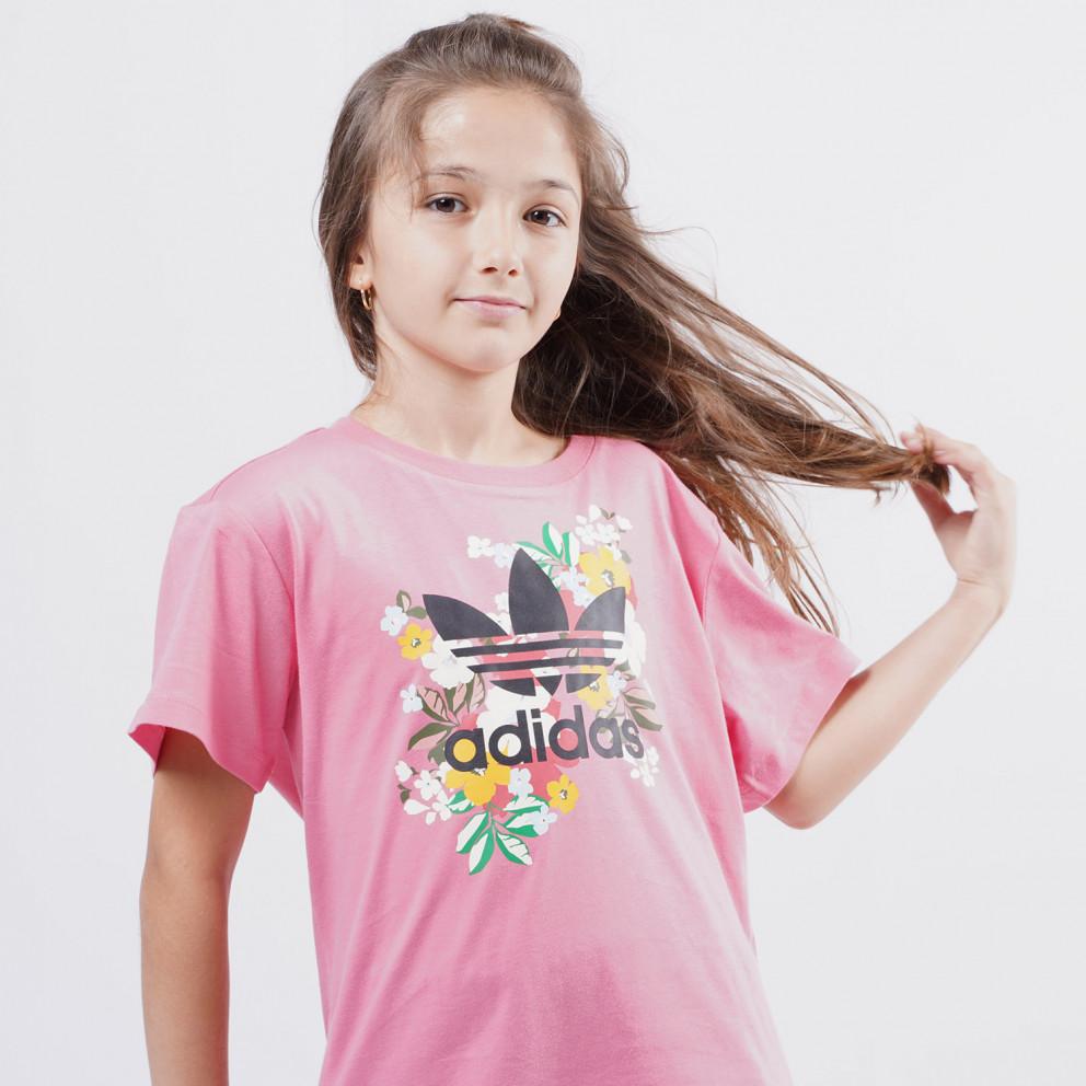 adidas Originals Her Studio London Floral Παιδική Μπλούζα