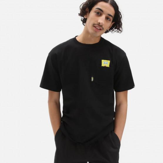 Vans X Spongebob Men's T-shirt