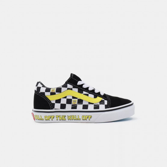 Vans x Spongebob Old Skool Παιδικά Παπούτσια