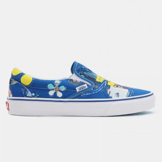 Vans x Spongebob Classic Slip On Unisex Παπούτσια