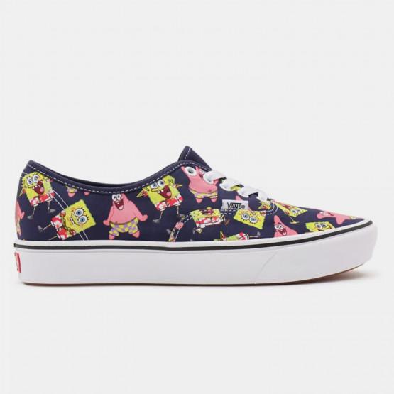 Vans x Spongebob Comfucush Authentic Unisex Παπούτσια