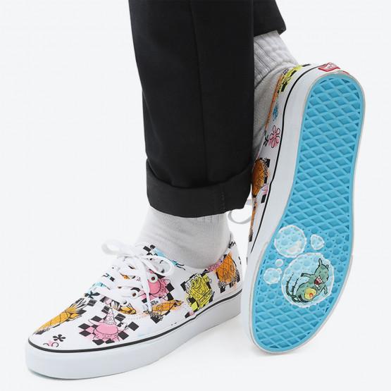 Vans x Spongebob Authentic Unisex Παπούτσια