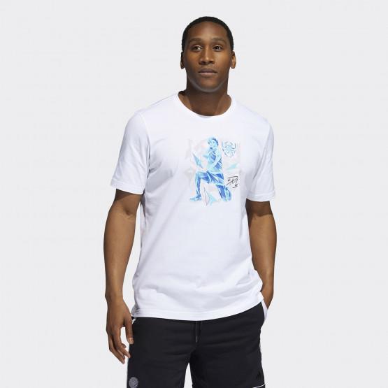 adidas Performance Donovan Mitchell D.O.N. Ανδρικό T-Shirt