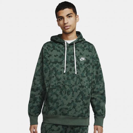 Nike Sportswear Club Camo Men's Hoodie