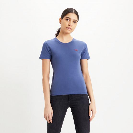 Levi's Rib Baby Tee Women's T-Shirt