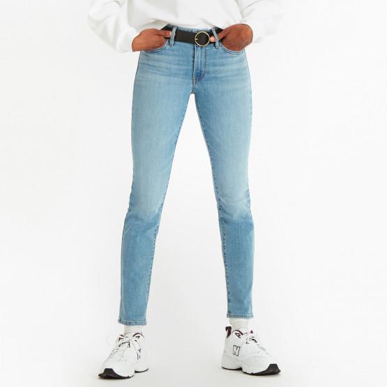 Levis 712 Slate Oahu Lights Women's Jeans