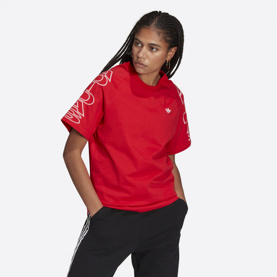 adidas Originals Loose Γυναικείο T-shirt