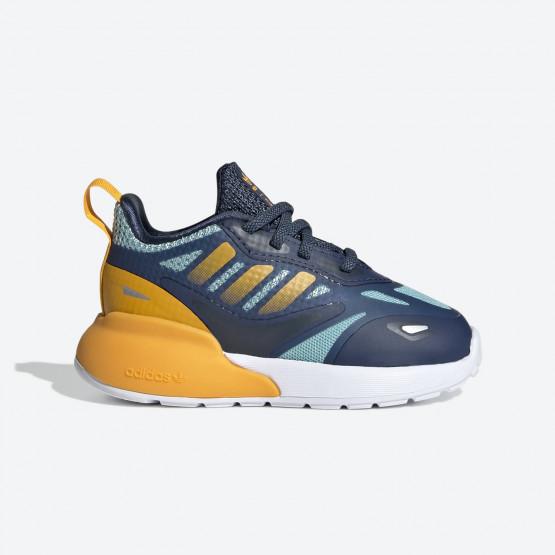 adidas Originals ZX 2K Boost  2.0 Βρεφικά Παπούτσια